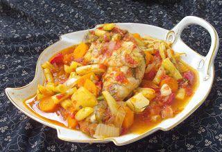 W Mojej Kuchni Lubię.. : pałki kurczaka na włoską nutę...