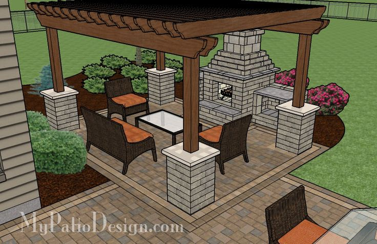 Outdoor Living Space Ideas | Patio Designs and Ideas