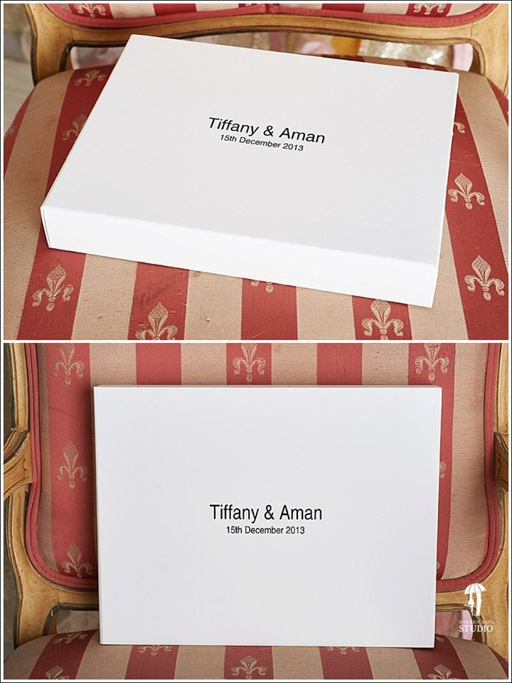 The Original Wedding designed by Hidden Kiss Studio, the choice of using white leather for the cover was made to provide a timeless solution  to the couple. The book is contein in a white touch and white linen #studiobox, two different materials to create a tactile contrast between touch material and the lienen to complement the leather. #graphistudio #theoriginalweddingbook #weddingphotography