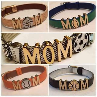All sports moms need these KEEP bracelets. https://www.keep-collective.com/with/amyrogers