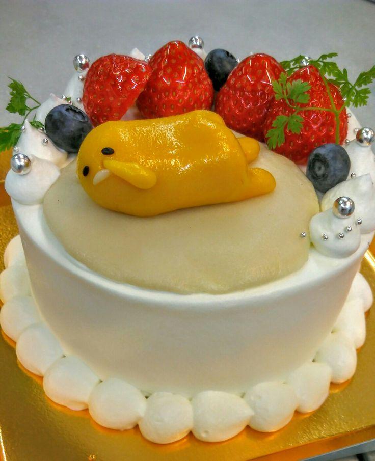 ぐでたまケーキ
