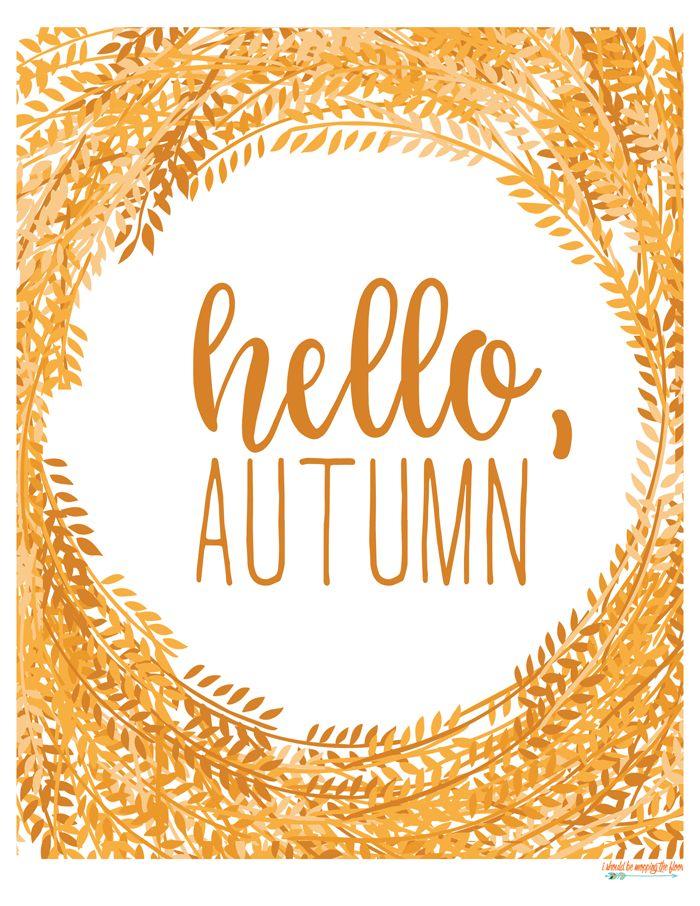 Best 25 Hello Autumn Ideas On Pinterest Fall Season