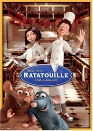RATATOUILLE ~ REMY & CHEFS CAST 22x34 MOVIE POSTER Disney NEW/ROLLED! #Disney