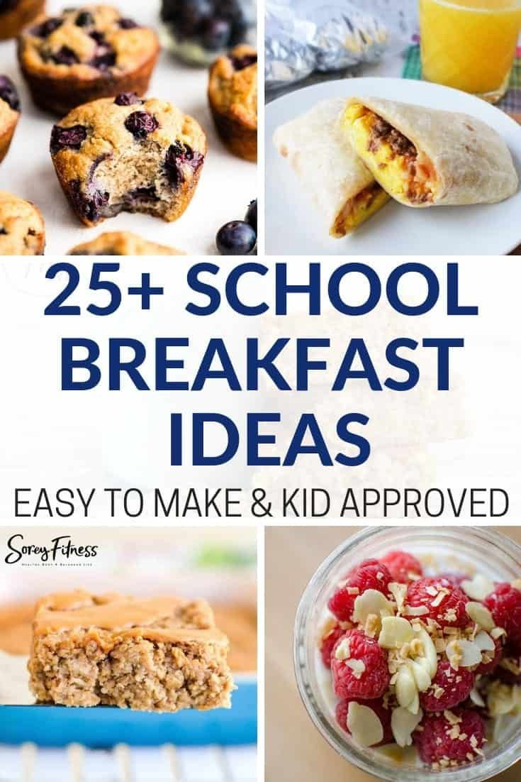Healthy Breakfasts For Kids Before School 19 Quick Easy Ideas Healthy Breakfast For Kids Breakfast For Kids Healthy Breakfast Options
