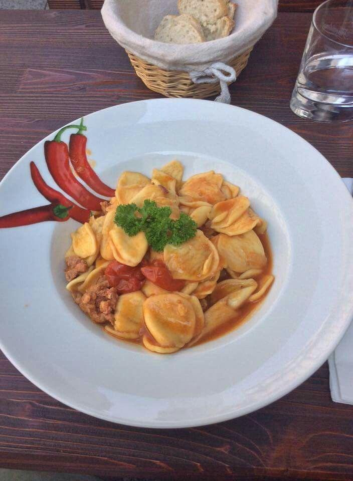 Facciamo parlare il piatto ogni tanto !!! #food #madeinitaly #pasta #italianfood #quality #munich #germany