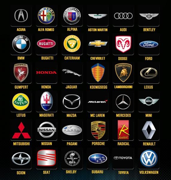 Need For Speed - Brands #NFS