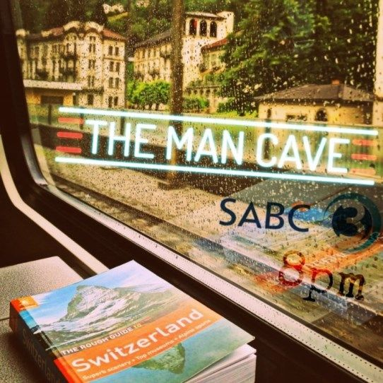 We're going travelling this week with #ManCaveSA #SeeMoreLumai so catch our show every Wednesday on SABC3 at 8pm