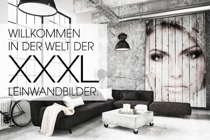 1000 id es sur le th me leinwandbilder xxl sur pinterest. Black Bedroom Furniture Sets. Home Design Ideas