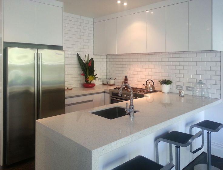 Zola Blanco Splashback Heritage Tiles Kitchen Splashback Ideaskitchen