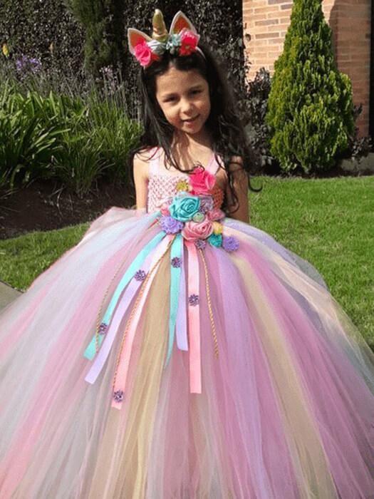 Enchanted Unicorn Princess Dress in 2019  2e18ba2f280b
