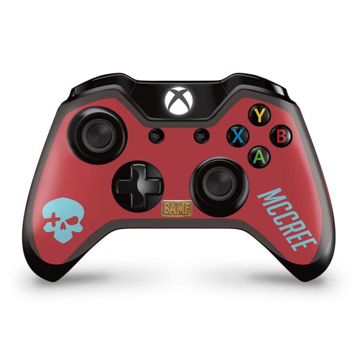 McCree Xbox One Controller Skin