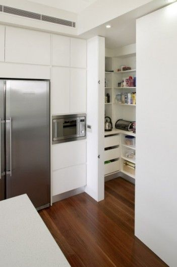 Kitchen pantry   Attard's Cabinetry