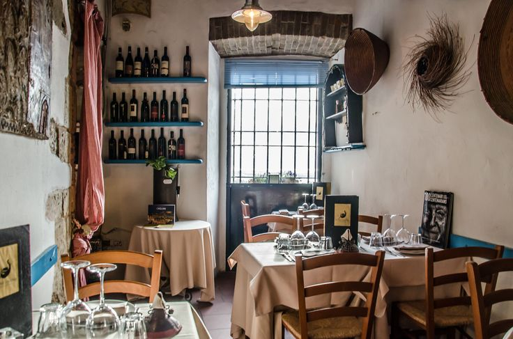 "The ""Archeo-cook"" Ara is waiting for you at the tavern 'Su Tzilleri"" e 'Su Doge' with succulent dishes of sardinian tradition. A part of the menu is reserved to the ancient peasant and pastoral preparations, wisely studied and cooked.  If you are passing through the area of Castello, Cagliari, we suggest you to take it a peek .  Enjoy your meal."