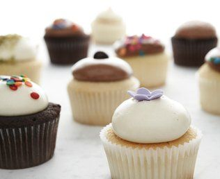 Baked, Brooklyn, NY  Rated as one of America's Best Cupcakes by Food & Wine.  Wintermint cupcake is highly rated.