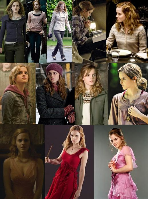 hermione granger style   Inspired By: Hermione Granger