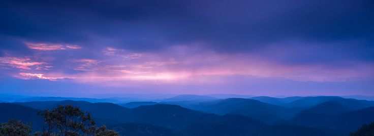 Du Faurs Rocks Lookout at Mount Wilson in the NSW Blue Mountains. #BlueMountains #NSW #Lookout