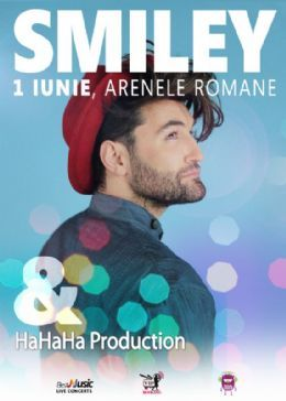 Smiley & HaHaHa Production  1 Iunie 2015