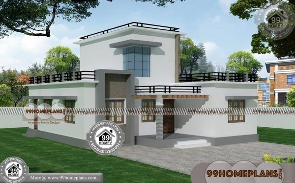 House Plans For Narrow Corner Lots 100 2 Storey Modern House Plans Modern Bungalow House Plans Modern Bungalow House Design House Plans