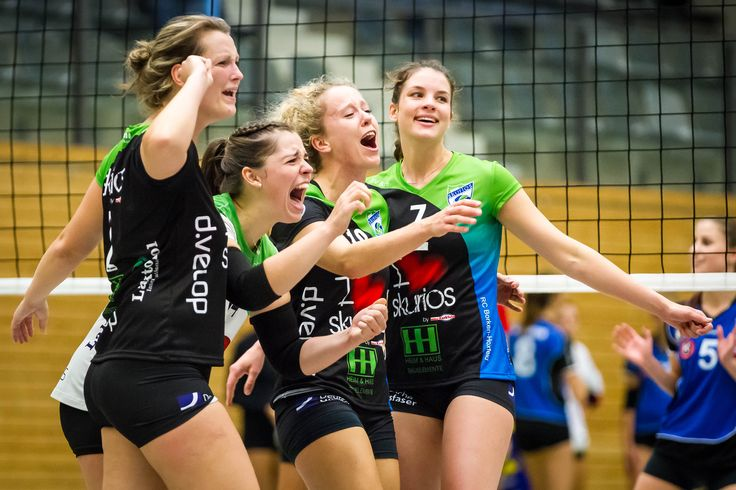 2 bundesliga nord volleyball