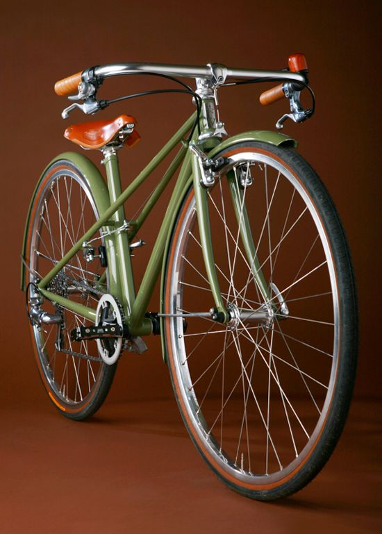 bespoke: the handbuild bicycle | vanilla bicycles