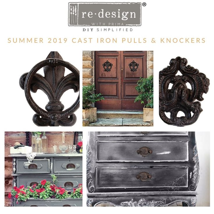Cast Iron Knobs and Knockers   – Revamped.ie
