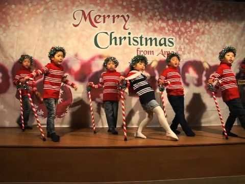 kids Christmas performance - Jingle bell rock - YouTube