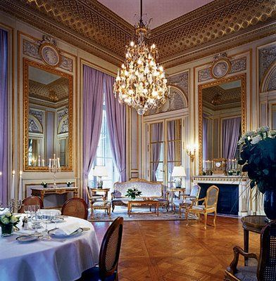 505 best royal elegance images on pinterest french for Hotel design paris 6