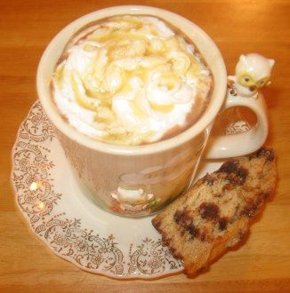 Cinnamon chips, Biscotti and Mocha on Pinterest