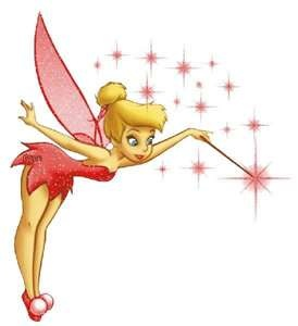 Tinkerbell Image, Graphic, Picture, Photo - Free