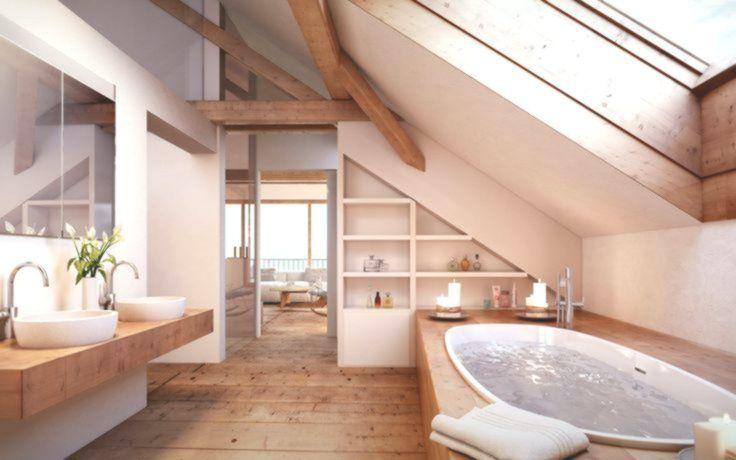 Badezimmer Im Dachgeschoss Badezimmer Von Von Mann Architektur Gmbh Dekoration Selber Machen Badezimmer Dachgeschoss Mansardenwohnung Wohnung