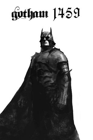 Batman of Gotham 1459 | 17 Visions Of Batman Throughout The Ages