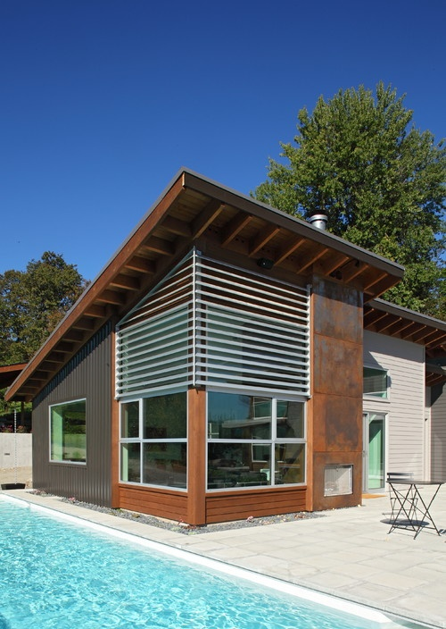 1000 Images About Rustic Metal Siding On Pinterest