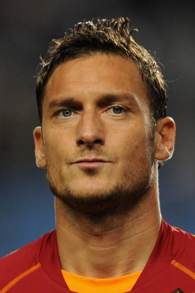 Francesco Totti ~ AS Roma Daje Roma Daje. Calciatore.