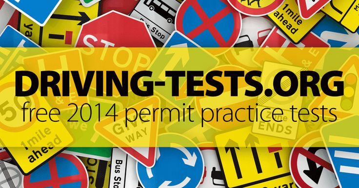 FREE DMV Permit Practice Tests to Help You Start Driving in 2014!