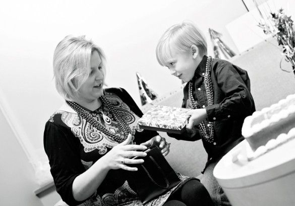 Child Life specialist supporting children of adult patients