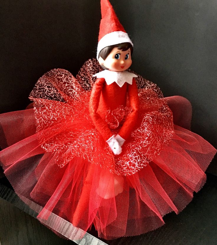 A personal favorite from my Etsy shop https://www.etsy.com/listing/492112661/elf-on-the-shelf-clothes-christmas
