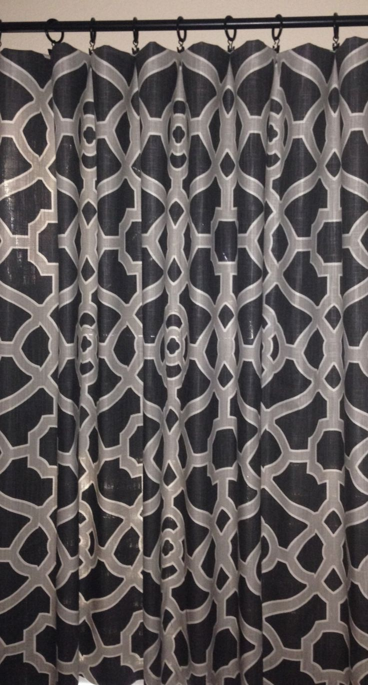 Geometric Patterned Curtains Best 25 Geometric Curtains Ideas On Pinterest Navy And White
