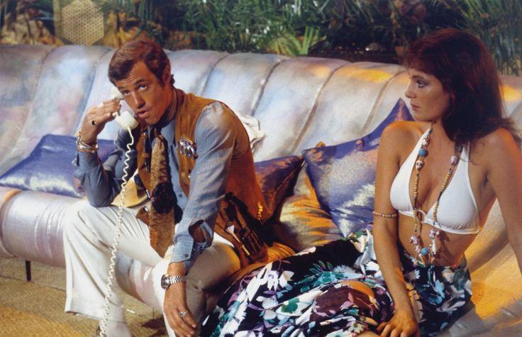 Le Magnifique - avec Jean-Paul Belmondo et Jacqueline Bisset