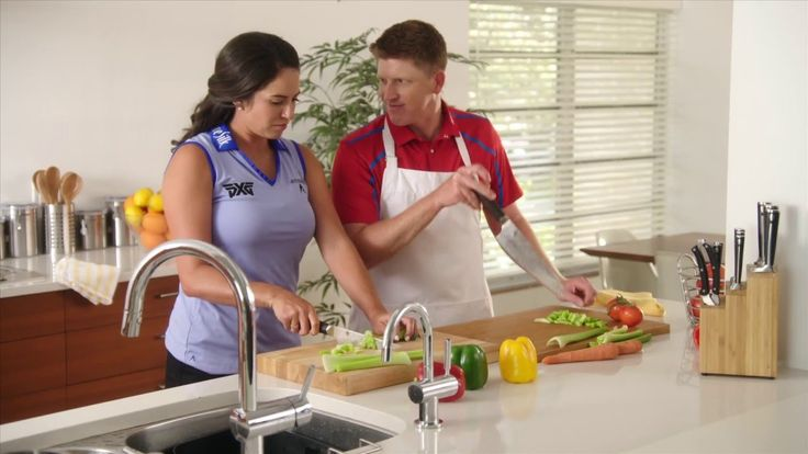 Pure Silk + Barbasol Commercial featuring Martin and Gerina Piller