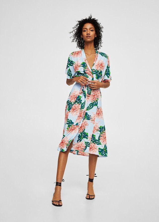 7063a3fe4 Belt floral dress - Women in 2019 | stitch fix inspiration | Dresses ...