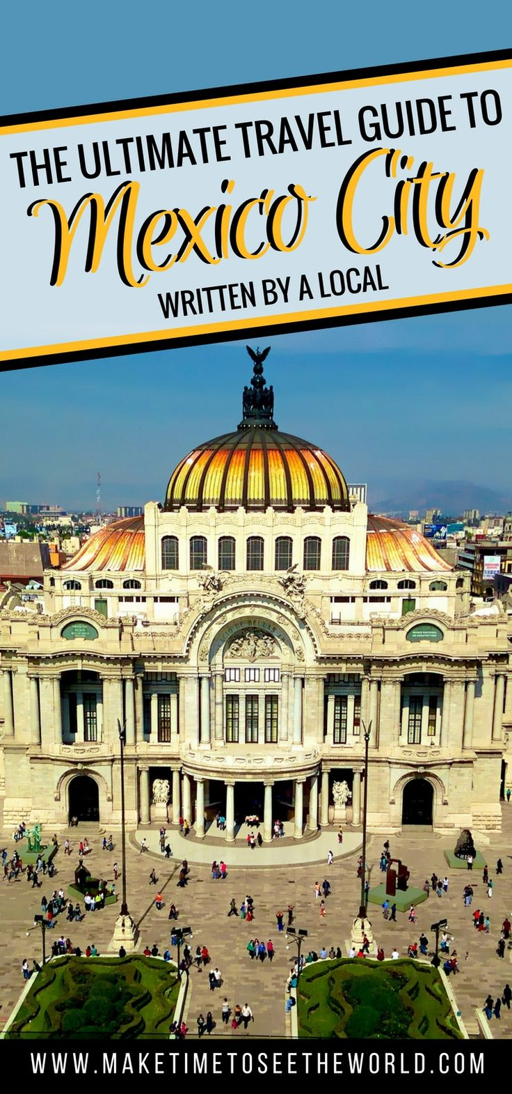 Heading to Mexico City? We've got all the best things to do & places to visit plus where to stay, as written by a local who knows the place inside & out! ******************************************************************************************* Mexico City Tour | Mexico City Things To Do | Mexico City Places to Visit | Awesome Things To Do in Mexico City | Things to do in Mexico City | day trips from Mexico City #Mexico #MexicoCity