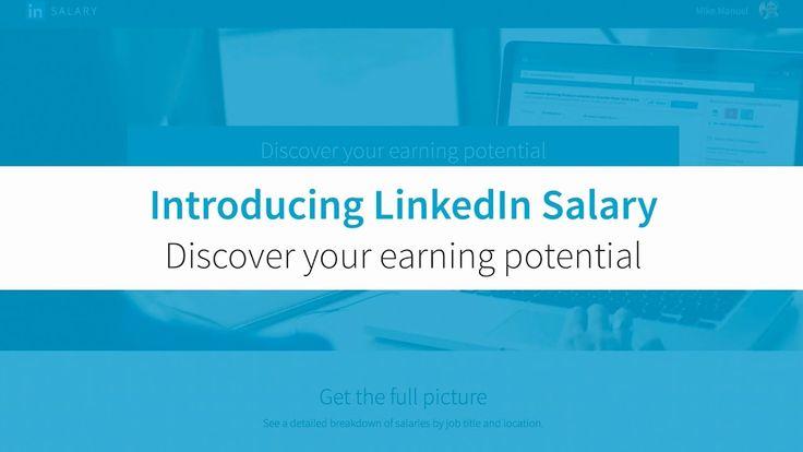 #LinkedIn Salary | Discover Your Earning Potential.  #LinkedInSalary #stipendio #social #smm #socialnetwork #job #lavoro