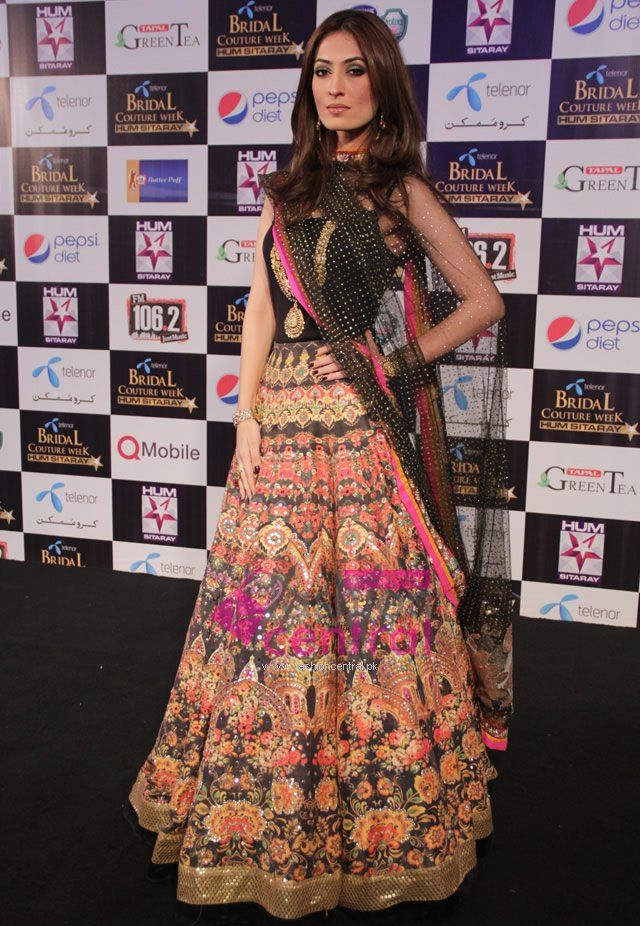 Telenor Bridal Couture Week 2014 - Day 1 Red Carpet