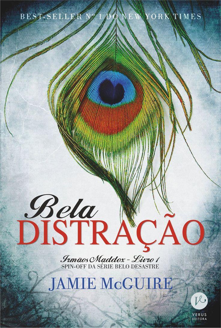 Bela Distração (Beautiful Oblivion) – Jamie McGuire – #Resenha | O Blog da Mari