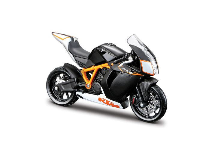Model motorcycle 18 51049 this ktm 1190 rc8r diecast model motorcycle