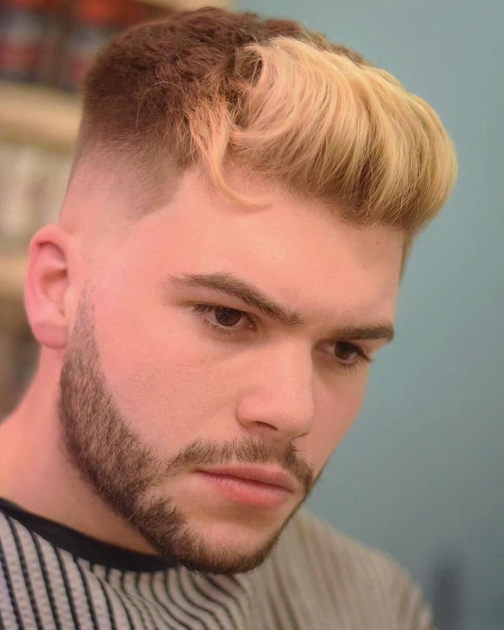 stylish short haircuts for men