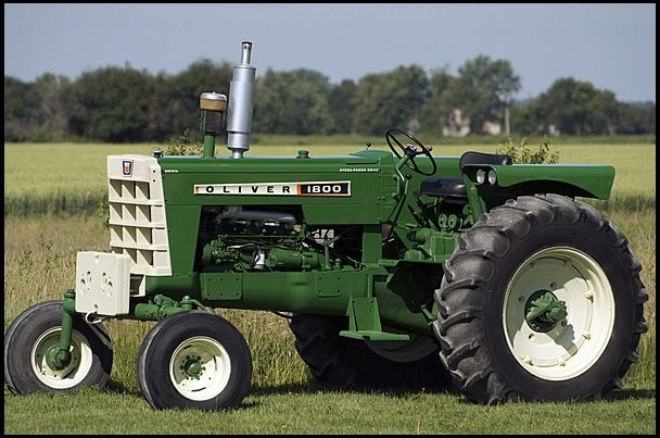Oliver 1950 4x4 : Oliver diesel mecumgf farming pinterest