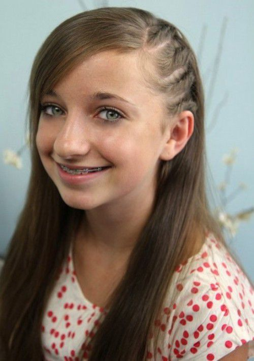 2017 Cool Hairstyles for School