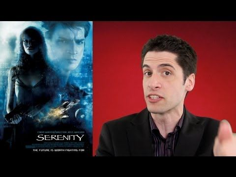 Serenity movie review--This guy is enthusiastic and articulate and a total fan of Firefly and Serenity. Watch his video. Share it. Like it. You know what to do. ;)