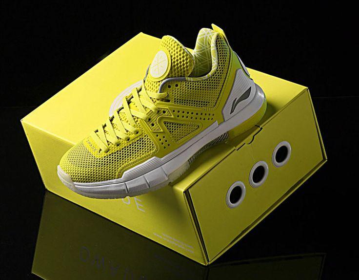 "http://SneakersCartel.com Li-Ning Way of Wade 5 ""White Volt"" Release Date #sneakers #shoes #kicks #jordan #lebron #nba #nike #adidas #reebok #airjordan #sneakerhead #fashion #sneakerscartel https://www.sneakerscartel.com/li-ning-way-of-wade-5-white-volt-release-date/"